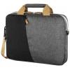Сумку для ноутбука Hama Florence Notebook Bag 13.3, черно-серая, купить за 1500руб.