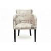 Кресло мягкое TetChair Knez Венге, бежевый Париж (Amber 9125-1001), купить за 9 360руб.