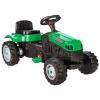 Педальная машина Трактор Pilsan Active Tractor (07-314), зеленая, купить за 4 475руб.