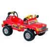 Педальная машина Pilsan Safari (07-301) красная, купить за 8 740руб.