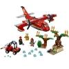 Конструктор LEGO City 60217 Пожарный самолёт (для мальчика), купить за 2 720руб.