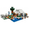 Конструктор LEGO (21142) Серия Minecraft. Иглу, купить за 2 920руб.