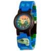 Часы наручные LEGO 8021285 Jurrasic World с минифигуркой, купить за 1 735руб.