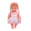 Кукла Наша игрушка Адель 35 см (171414), 12 аксессуаров, купить за 2 040руб.