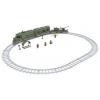 Конструктор Голубая стрела Железная дорога 87193 Военный эшелон (839 деталей), купить за 2 769руб.