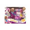 Кукла Наша Игрушка (SPL299446) 35 см в халатике (11 аксессуаров), купить за 1 030руб.