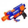 Оружие игрушечное Бластер Наша Игрушка (7053) с мягкими пулями, купить за 1 175руб.
