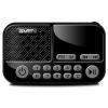 Портативная акустика Sven PS-25, черная, купить за 960руб.