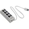 USB концентратор Orient BC-307N 4 порта USB3.0, купить за 985руб.