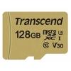 Карту памяти Transcend 128GB microSDXC with adapter, купить за 6090руб.