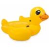 Надувная игрушка Intex 56286 Большая желтая утка (221х221x109 см) плотик, купить за 2 275руб.