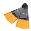 Ласты Colton CF-01, серый/оранжевый, размер 30-32, размер: Б / Р, купить за 1 095руб.
