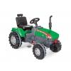 Педальная машина Pilsan Chained Tractor (07-294), одноместная, купить за 7 615руб.