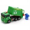 Товар для детей Dickie AirPump Мусоровоз с контейнером, 31 см, купить за 1 900руб.