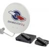 Комплект спутникового телевидения Триколор GS E501 + GS C591, Сибирь (046/91/00009714), комплект на 2 ТВ + смарт-карта, купить за 11 150руб.