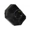 Сетевой фильтр Most MRG, черный, купить за 650руб.