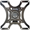 """Kromax GALACTIC-7 черный 17""""-37"""" макс.25кг настенный поворот и наклон, купить за 1 330руб."""