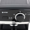 Кофеварка Vitek VT-1502 BK, черная, купить за 8 790руб.