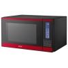 Микроволновая печь Mystery MMW-2021G, черно-красная, купить за 5 215руб.