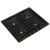 Варочная поверхность Electronicsdeluxe 5840.00-006гмв ЧР, черная, купить за 7 674руб.