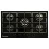 Варочная поверхность Electronicsdeluxe GG51130245F TC-000, стекло черное, купить за 15 945руб.