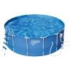 Бассейн каркасный Summer Escapes Polygroup P20-1252-B 366х132 см, 10250 л, лестн, наст, тент, купить за 21 635руб.