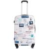 Чемодан L`case Mail S 35х52х21,5 см, 39 л  (ручная кладь), купить за 3055руб.