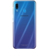 Чехол для смартфона Samsung для Samsung A30 Gradation Cover фиолетовый, купить за 735руб.