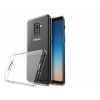 Чехол для смартфона Red Line iBox Crystal для Samsung Galaxy A6 Plus, прозрачный, купить за 320руб.