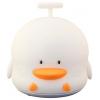 Ночник для детской Lucia LJC-114 Мяшки-светяшки Утёнок-Певец 130 силикон белый, купить за 1 235руб.