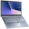 Ноутбук ASUS Zenbook 14 UX431FA-AM022R, 90NB0MB3-M01700, синий металлик, купить за 62 390руб.