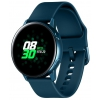 Умные часы Samsung Galaxy Watch Active (SM-R500NZGASER), Морская глубина, купить за 14 050руб.