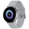 Умные часы Samsung Galaxy Watch Active (SM-R500NZSASER), серебристый лёд, купить за 14 110руб.