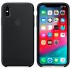 Чехол iphone Apple для Apple iPhone XS MRW72ZM/A, черный, купить за 2840руб.