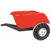 Педальная машина Pilsan Прицеп к педальным тракторам Trailer (07-295) красный, купить за 2 745руб.