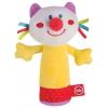 Игрушку Happy Baby погремушка Кот с пищалкой 330358, купить за 289руб.