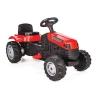 Педальная машина Трактор Pilsan Active Tractor (07-314), красная, купить за 4 850руб.