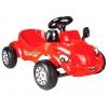 Педальная машина Pilsan Happy Herby (07-303), красная, купить за 3 500руб.