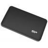 Внешний жёсткий диск Silicon Power Bolt B10 128Gb, черный, купить за 3 110руб.