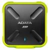 Внешний жёсткий диск Adata SD700 ASD700-1TU31-CYL 1Tb, желтый, купить за 10 660руб.