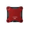 Внешний жёсткий диск Adata SD600ASD600-512GU31-CRD 512Gb, красный, купить за 5 930руб.