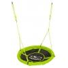 Качели Hudora Nest swing Alu 110, зеленые, купить за 6 950руб.