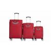 Чемодан L`case Amsterdam YY-8948 28х46х77,5 см Красный, купить за 2810руб.