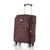 Чемодан L`case Barcelona YY-8183 31х51х82 см, коричневый, купить за 2810руб.