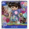 Кукла Hasbro Baby Alive Малышка у врача, шатенка, 35 см, C0958, купить за 2 995руб.