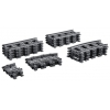Конструктор LEGO City 60205 Рельсы (для мальчика), купить за 1 355руб.