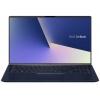 Ноутбук Asus Zenbook UX533FD-A8081T, 90NB0JX1-M01170, тёмно-синий, купить за 86 070руб.