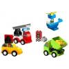 Конструктор Lego Duplo 10886 Мои первые машинки (для мальчика), купить за 1 195руб.