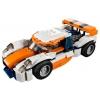 Конструктор LEGO Creator 31089_1 Оранжевый гоночный автомобиль (для мальчика), купить за 1 360руб.