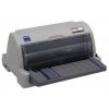 Матричный принтер Epson LQ-630 (C11C480141), А4, Flatbed, купить за 22 060руб.